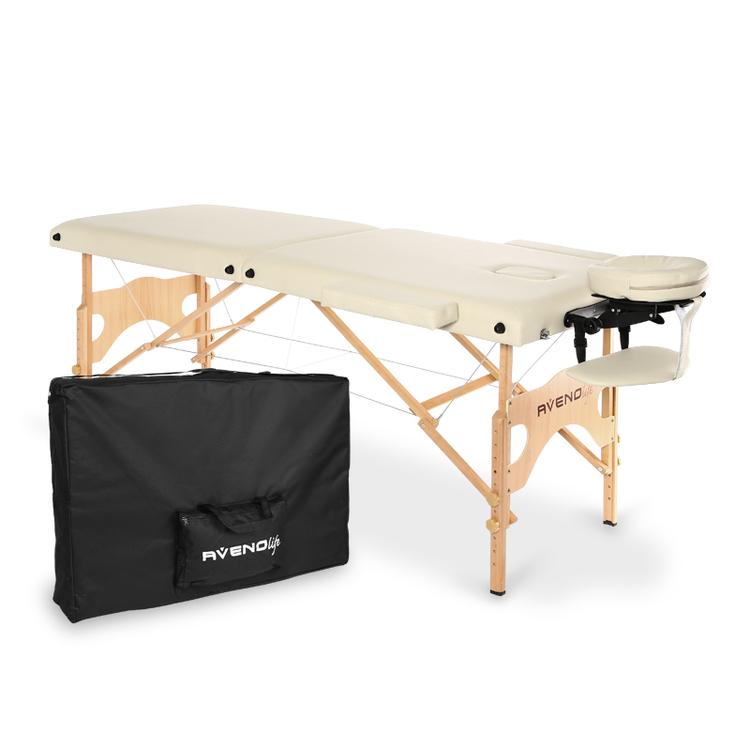 Table de massage pliante malea - Table esthetique pliante legere ...