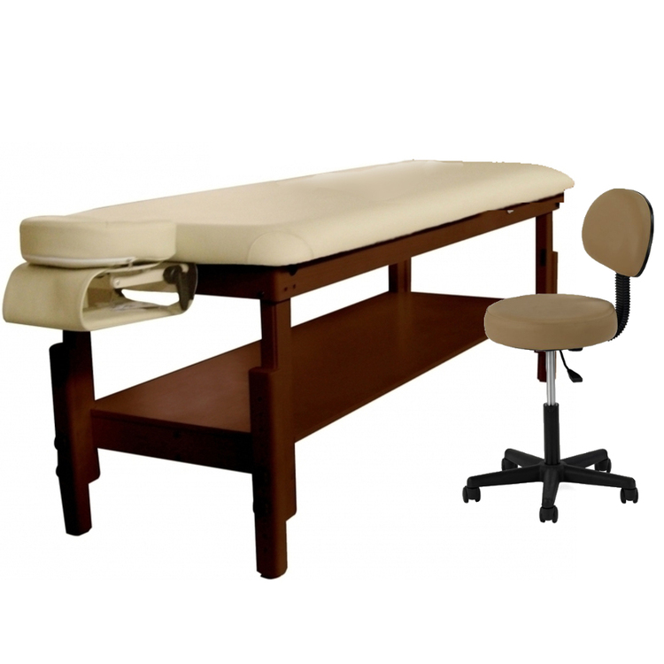 Table de massage confort tabouret offert promo 295 malea - Table massage pas cher ...