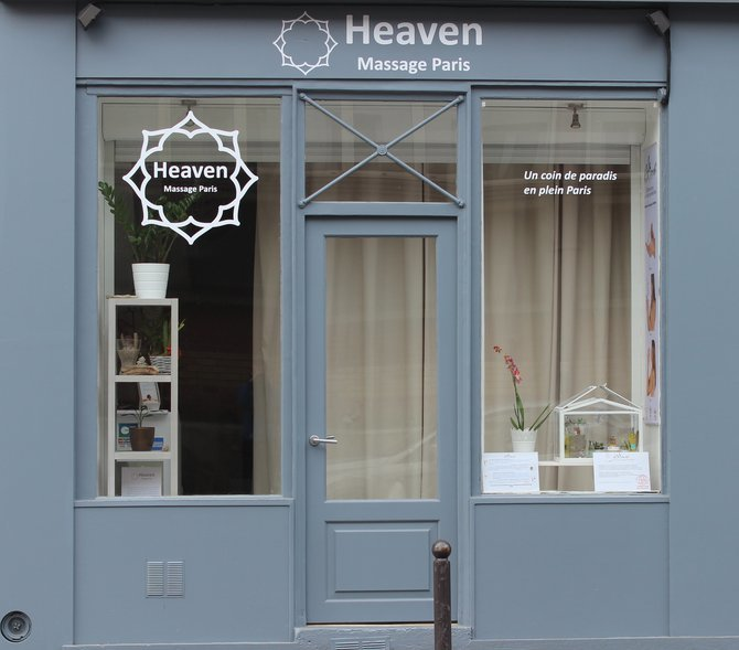 Heaven Massage Paris