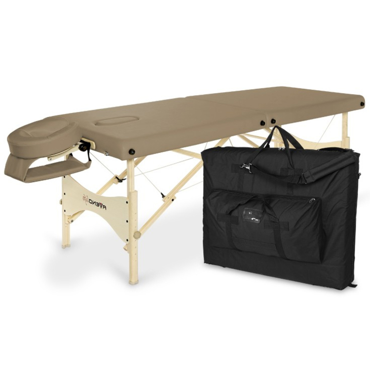 Table de massage pliante table de massage les plus confortables malea - Table esthetique pliante legere ...