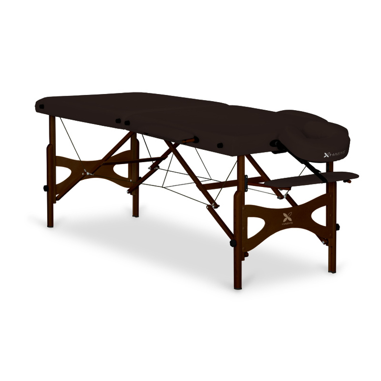 Table de massage panda chocolat promo 330 malea - Table esthetique pliante legere ...