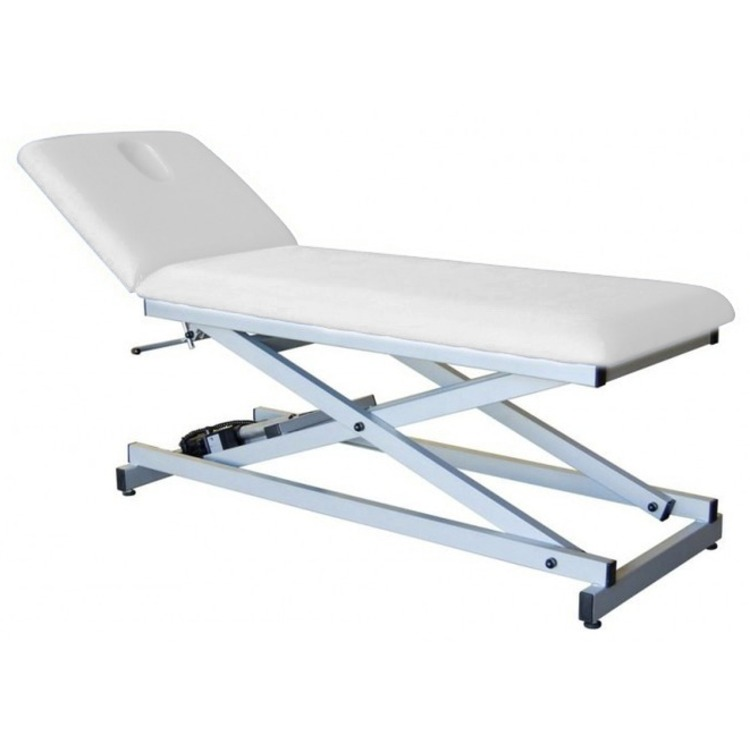Table de massage electrique venus blanc promo 1 - Table de massage electrique d occasion ...