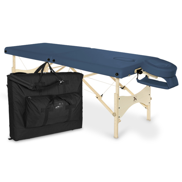 Table de massage mozart saphir europe 195 malea - Table esthetique pliante legere ...