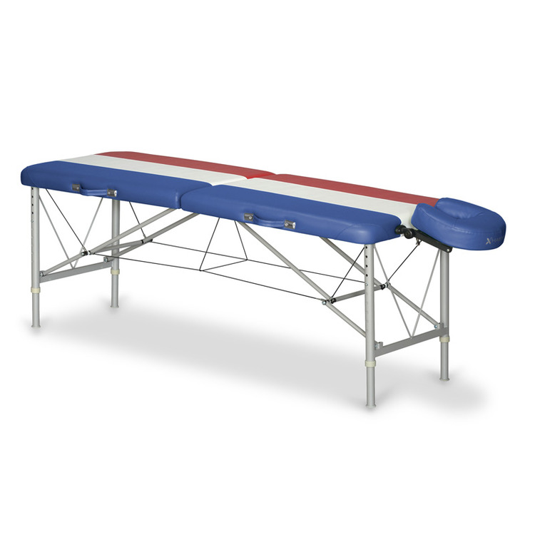 Table de massage a ro drapeau fran ais europe 445 malea - Table esthetique pliante legere ...