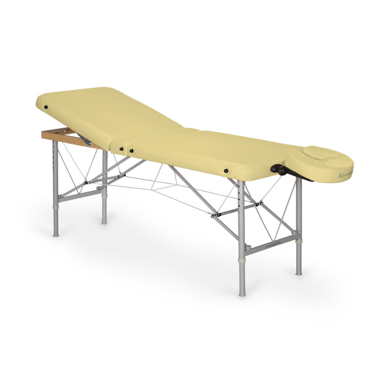 Table de massage a ro plus vanille promo 475 malea - Table esthetique pliante legere ...