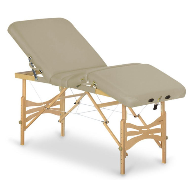 Table de massage pliante xena cappucino europe 482 - Tables de massage pliante ...